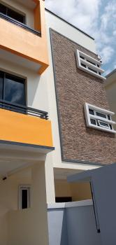 4 Bedroom Town House, Boet Estate, Adeniyi Jones, Ikeja, Lagos, Detached Duplex for Sale
