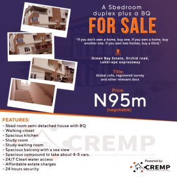 5 Bedroom Duplex with Bq, Orchid Road, Lekki Phase 2, Lekki, Lagos, Semi-detached Bungalow for Sale
