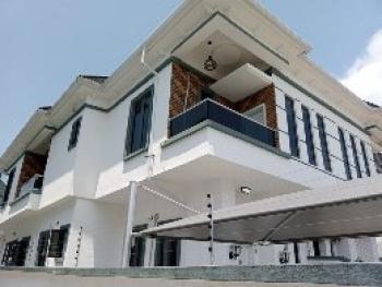 Well Furnished 5 Bedroom Fully Detached, Conservative Southern Point Estate, Ikota Villa Estate, Lekki, Lagos, Detached Duplex for Sale
