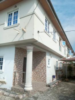 4 Bedroom Terrace Duplex (5 Cars Parking Space), Igbo Efon, Lekki, Lagos, Terraced Duplex for Rent