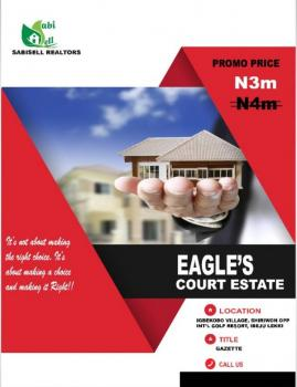 Prime Land Wt Approved Doc..... Gazette, 5mins Free Trade Zone, Siriwon, Akodo Ise, Ibeju Lekki, Lagos, Mixed-use Land for Sale