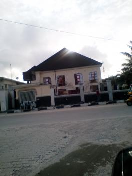Corner Piece Open Plan Office Detached House, Idowu Martin, Victoria Island (vi), Lagos, Office Space for Rent