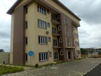 Brand New Luxury and Well Finished Serviced 2 Bedroom Apartments Ensuit, Spacious Rooms, Living and Kitchen  Gated Compound, Wuye, Abuja, Block of Flats for Sale