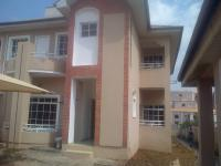 Tastefully Finished 4 Bedroom Duplex with a Room Self Contained Boys Quarters and 2 Sitting Room, Off Ebitu Ukiwe Street, Jabi, Abuja, Semi-detached Duplex for Sale