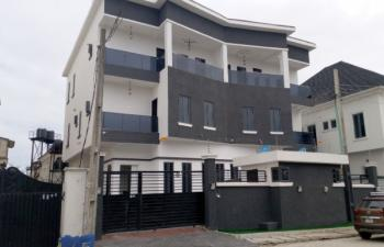 a Brand New 4 Bedroom Duplex with 3 Living Rooms, Idado, Lekki, Lagos, Semi-detached Duplex for Sale