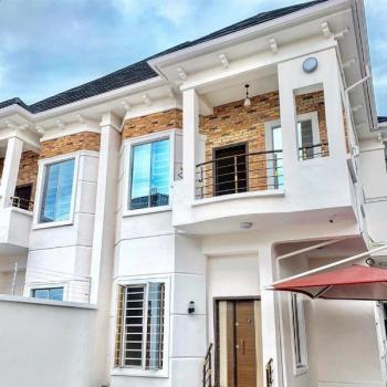 Luxury Exquisite 4 Bedroom Duplex, Lafiaji, Lekki, Lagos, Semi-detached Duplex for Sale