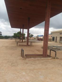 a Petrol Station (85% Finished) Directly on The Major High Way  The Land Size Is 2500sqm, Apo, Abuja, Filling Station for Sale