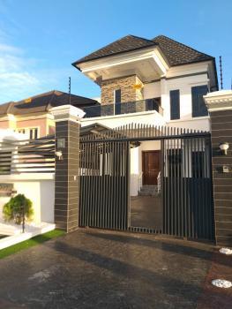 Luxury 5 Bedrooms Fully Detached Duplex House with Bq, Chevron Drive, Chevy View Estate, Lekki, Lagos, Detached Duplex for Sale