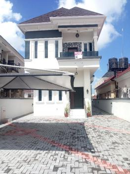 Classically Finished and Spectacular 4 Bedroom Fully Detached Duplex with a Domestic Room and Ample Parking Space, Thomas Estate, Ajah, Lagos, Detached Duplex for Sale