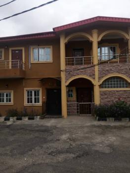 Decent 2 Bedroom Duplex, Ilupeju Estate, Ilupeju, Lagos, Terraced Duplex for Rent