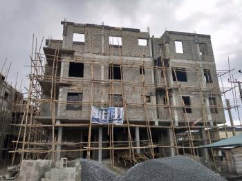 Two Block of Customary Built 12 Unit of 2 Bedroom Apartment with an Inbuilt Bq Attached to Each Unit at Ikate Lekki, Directly Meadow Hall Way Lekki Ikate, Lekki Expressway, Lekki, Lagos, Block of Flats for Sale