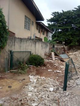 800sqm of Land, with 5bedroom Duplex and Bq. at Palmgroove Estate, Ilupeju, Palmgrove, Ilupeju, Lagos, Residential Land for Sale