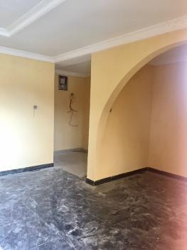 Very Clean 2 Bedroom Flat Upstairs, Off Peninsular Gardens Estate, Behind Blenco, Olokonla, Ajah, Lagos, Flat for Rent