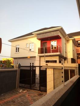 3 Bedroom Fully Detached Duplex with a Room Bq, Thomas Estate Ajah Lagos, Thomas Estate, Ajah, Lagos, Detached Duplex for Sale
