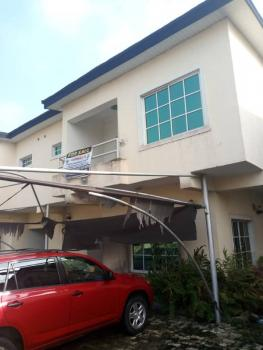 Exquisitely Fully Finished 4 Bedroom Terrace with Its Own Bq, Lekki Gardens Estate, Ajah, Lagos, Block of Flats for Sale
