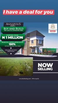 Land, Off Eleni Beach Road, Eleko, Ibeju Lekki, Lagos, Residential Land for Rent