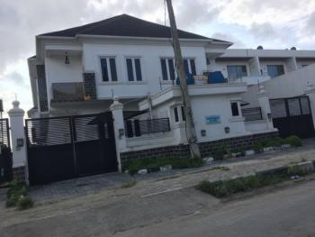 Lovely 4 Bedroom Duplex with a Room Bq, Lekki, Lagos, Semi-detached Duplex for Rent
