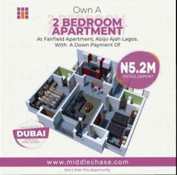 2 Bedroom at Very Affordable Price., Abijo, Lekki, Lagos, Flat for Sale