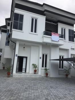 Luxury 5 Bedroom Fully Detached Duplex with a Room Bq, Francis Close Cdar, Lekki Phase 1, Lekki, Lagos, Detached Duplex for Rent