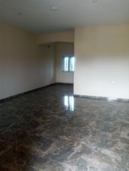 Newly Built Executive 3 Bedroom Flat, Newly Built 3 Bedroom Flat with Federal Light at Shell Cooperative, Eliozu, Port Harcourt, Rivers, Flat for Rent