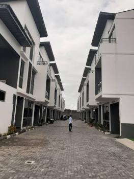 1 Unit of Luxury 5 Bedroom Terrace Duplex Sitting on Two Floors with a Room Bq, Lekki Phase 1, Lekki, Lagos, Terraced Duplex for Sale