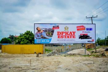 Land, Opposite Emperor Estate, Sangotedo, Ajah, Lagos, Mixed-use Land for Sale