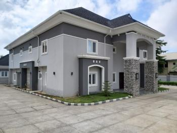 6 Bedroom Duplex with Two Rooms Boys Quarters, Asokoro District, Abuja, Detached Duplex for Sale