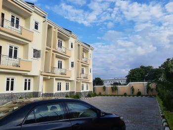 Top-notch Finished & Exquistely Serviced 4 Bedrooms Terrace Duplex with Servant Quarters, Off Edwin Clark Way, Guzape District, Abuja, Terraced Duplex for Rent