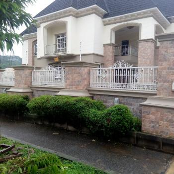 Luxurious Finished and Well Built 6 Bedroom Duplex with Swimming Pool, Guest Chalet, Maitama District, Abuja, Detached Duplex for Sale