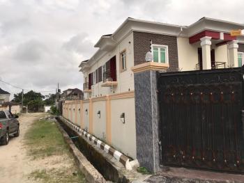 a Luxury 4 Bedroom with a Bq Semi Detached Duplex, Happyland Estate, Olokonla, Ajah, Lagos, Semi-detached Duplex for Sale