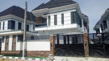 New 5 Bedroom Fully Detached Duplex with Bq, Chevron Toll, Chevy View Estate, Lekki, Lagos, Detached Duplex for Rent