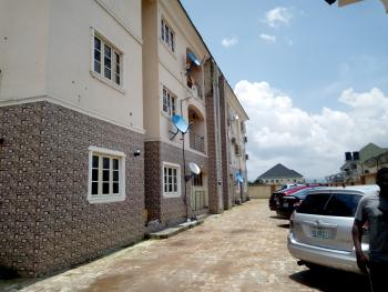 Three Bedrooms Flat with Four Toilets to Let at Wuye, Wuye District, Wuye, Abuja, Flat for Rent