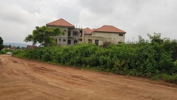 1700sqm Low Density Land in a Built Up Area, By Abc Cargo Road, Jahi, Abuja, Residential Land for Sale