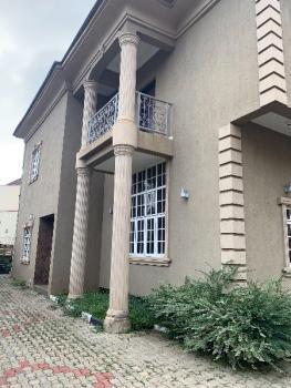 Dashing 4 Bedroom Detached Duplex, Npa Quarters, Maitama District, Abuja, Detached Duplex for Rent