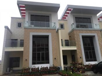 Newly Built 4 Bedrooms Terrace, Osborne, Ikoyi, Lagos, Terraced Duplex for Rent