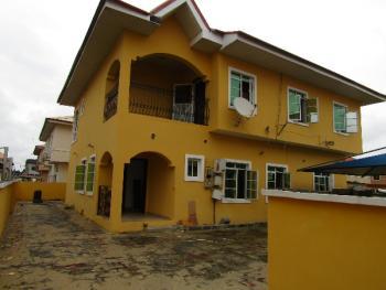 Nicely Finished 4 Bedroom Detached House with Boys Quarter, Crown Estate, Ajah, Lagos, Detached Duplex for Sale