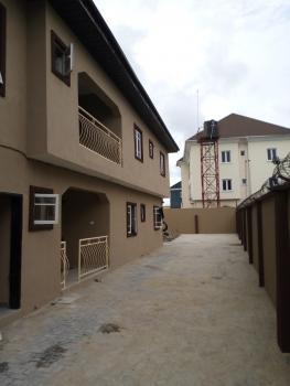 Well Finished Upstairs Brand New 3 Bedroom Flat, Before Blenco Supermarket, Sangotedo, Ajah, Lagos, Flat for Rent