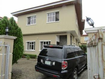 Well Located 4 Bedroom Detached Duplex with Boys Quarter, Crown Estate, Crown Estate, Ajah, Lagos, Detached Duplex for Sale