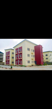 Strategically Located, Finished and Affordable Apartment Deal (with Mortgage), Off Channels Tv Road Lagos-lbadan Express Way. It Is 5-minutes Drive From Alausa , Ikeja., Obafemi Owode, Ogun, Block of Flats for Sale