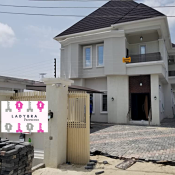 4 Bedroom Fully Detached Duplex, Thomas Estate, Ajah, Lagos, Detached Duplex for Rent