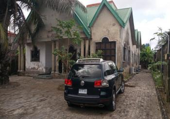 Well Located and Structurally Sound 6 Bedroom with Pent Floor, Oke Ira Nla, Oke Ira, Ajah, Lagos, Detached Bungalow for Sale