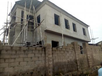4 Bedroom Flat on Half Plot of Land, Very Close to The New Alagbole Bridge, Ojodu, Lagos, Detached Duplex for Sale