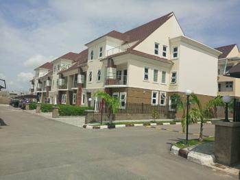4 Bedroom Terraced Duplex, Pp Estate  Airport Road, Jabi, Abuja, Terraced Duplex for Sale