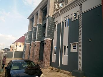 a Newly Built Three Bedroom Flat, Thinkers Corner, Enugu, Enugu, Flat for Rent