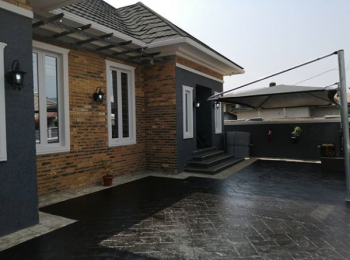 3 Bedroom Detached Bungalow with Bq, Badore, Ajah, Lagos, Detached Bungalow for Sale