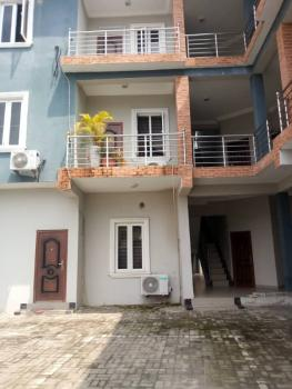 a Room & Parlour Self-contained with Tiles, Wardrobe Fitted Kitchen Cabinets and More Fitted Facilities, Oral Estate, Ikota Villa Estate, Lekki, Lagos, Mini Flat for Rent