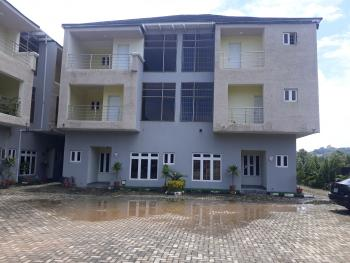 Superlatively Finished & Spacious Built 4 Bedrooms Terraced Duplex with Servant Quarters, Off Edwin Clark Way, Guzape District, Abuja, Terraced Duplex for Sale