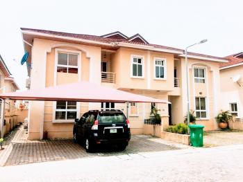 4 Bedroom Duplex, Bourdilon Court, Chevron, Chevy View Estate, Lekki, Lagos, Semi-detached Duplex for Rent