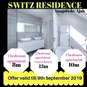 Switz 2bedroom Residence Sangotedo, Ajah, Lagos, House for Sale