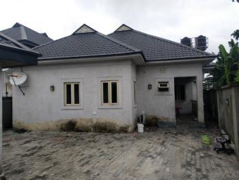 Luxury 3 Bedroom Bungalow, Off Psychiatric Road, Obio-akpor, Rivers, Detached Bungalow for Sale